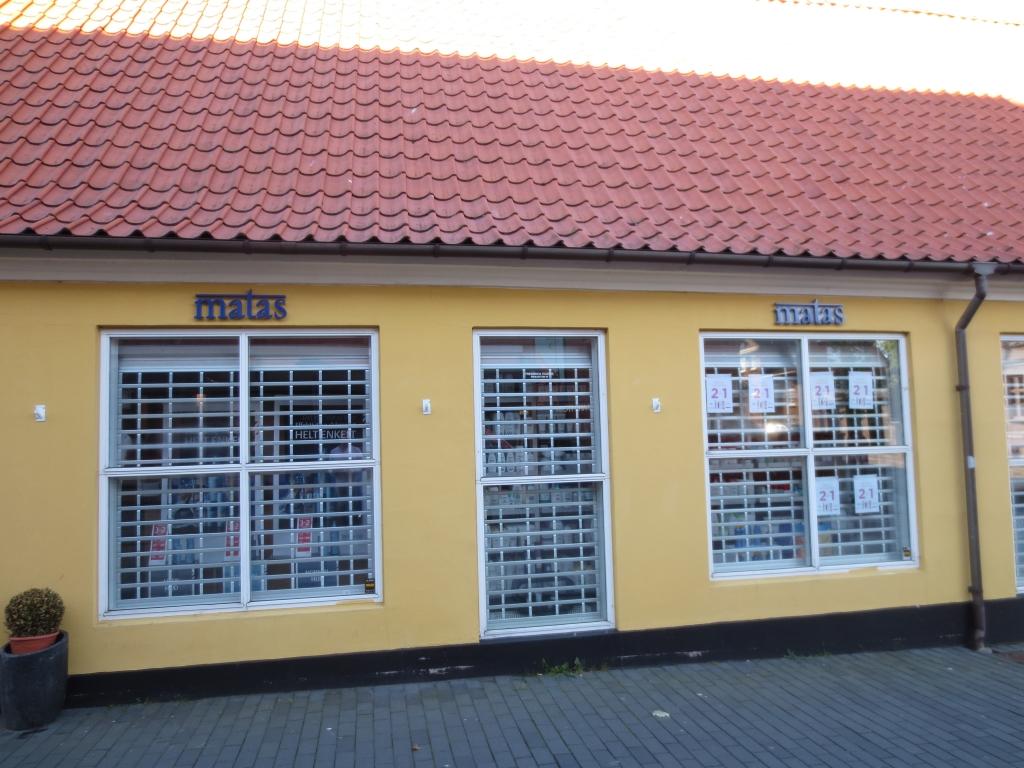 matas shop danmark